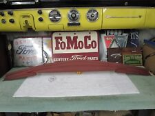 1955 1956 Ford Air Deflector Panel ( above radiator ) Excellent Used