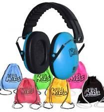 EDZ KIDZ Ear Muffs for babys kids 6 mths - 16 yrs EARMUFF + Bag FREE SHIPPING!