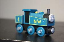Thomas & Friends Train NW1 Thomas 1942 Wooden Engine Railway