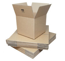 Double Wall Corrugated Cardboard Boxes 355 x 355 x 305mm (14x14x12ins)
