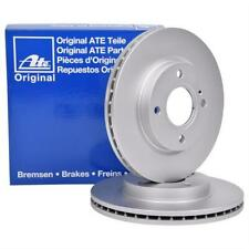 ATE 24.0123-0113.1 Brake Discs 2 Piece For Ford