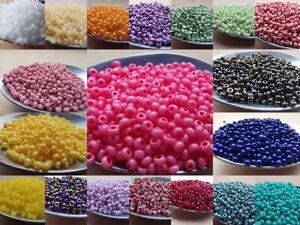 Czech seed beads Preciosa rocailles 11/0 10g