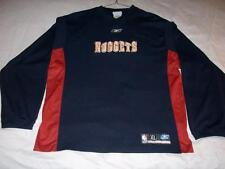 2f78d2b04 Denver Nuggets NBA Basketball Blue Long Sleeve Reebok Shirt Sewn Men s XL  used