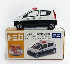 Tomy Tomica Dream Project 1/56 Daihatsu Mira patrol car Police