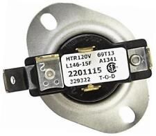 Whirlpool 37001136 Dryer Cycling Thermostat