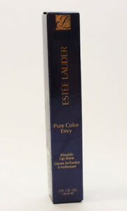 Estée Lauder Pure Color Envy Gloss Kissable Lip Shine (Choose Shade) NEW