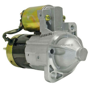 Starter Motor-New Quality-Built 17795N