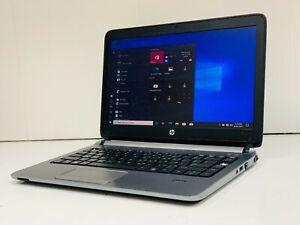 HP ProBook 430 G1, Intel Core i3-4030U,  4GB RAM, 500GB HDD