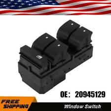 Power Window Master Control Switch FOR Chevrolet Silverado1500 2007-10 11 12 13