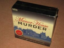 New M&S MANOR HOUSE MURDER CD / GAME EXPERIENCE HORROR & SURPRISE + LYRICS GAME