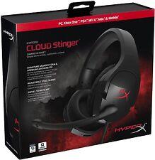 HYPERX CLOUD CUFFIE GAMING Stinger per PC/XBOX/One/PS4/Wii U/mobile