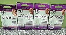 4 Pcs ! Nailene Maximum Strength Antifungal Nail Treatment W Nail Grinders