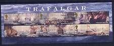 GB 2005 BICENTENARY of the BATTLE of TRAFALGAR MINIATURE SHEET MNH