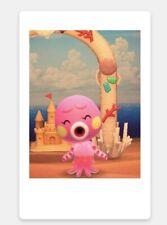 Marina Amiibo Card Polaroid works on Animal Crossing New Horizons & New Leaf NFC