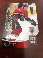 15/16 UD Full Force Sam Bennett Hockey Card #CC-SB