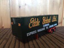 Corgi Modern Truck Heavy Haulage Eddie Stobart Box Van Trailer Only 1/50
