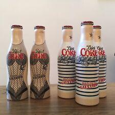 Jean Paul Gaultier Limited Edition Diet Coke Bottles