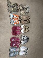 Paquete de Zapatos de chicas Zara Lelli Kelly Converse UK 4 Niño Nike Air Force One