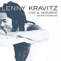 LENNY KRAVITZ - LIVE & ACOUSTIC-NEW YORK (VINYL)   VINYL LP NEU
