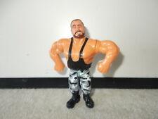 WWE WWF Wrestling Vintage Hasbro Action Figure Bushwhacker Luke 5 inch