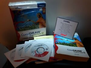 CorelDraw Graphics Suite 12 Illustration Layout, digital Imaging, Motion Graphic