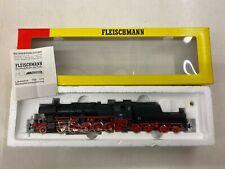 Fleischmann HO Art  1179 Dampflok BR 50 mit Wannentender  AC    Neu/OVP