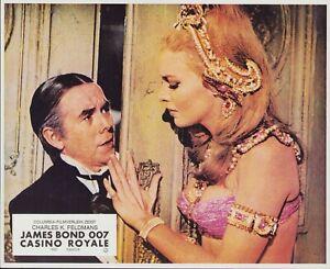James Bond 007 Casino Royale Aushangfoto / Filmplakat Ursula Andress