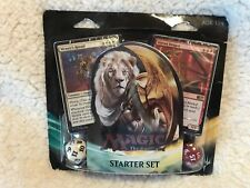 MTG: Magic The Gathering Starter Set 2017-Two 30 Card Decks and Two 20 Life Die!