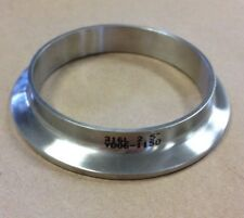 "2.5"" Tri Clamp Sanitary Weld Ferrule T316L Stainless Steel Polished ID/OD NEW"