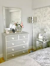 Chest of Drawers , Pine, Painted  With Annie Sloane Chalk Paint
