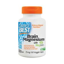 Magnesium, Best Brain, 50mg x 90 Veg Capsules - Doctors Best