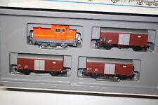 Märklin 2847 Schweizer Nebenbahn Güterzug Spur H0 OVP