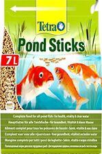 Nourriture pour Poisson bassin Tetra Pond Sticks 7l