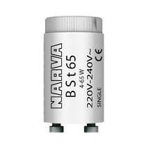 4x Narva Starter BST65 4W-65W Einzelschaltung für Leuchtstofflampen Neonlampen