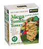 40pc GIANT JENGA WOODEN TUMBLING TOWER BLOCKS OUTDOOR GARDEN FAMILY FUN GAME NEW