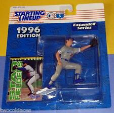 1996 extend ERIC KARROS Los Angeles Dodgers - low s/h - Starting Lineup ROY