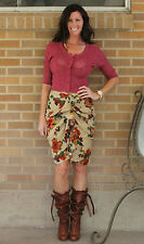 NWT~Eva Franco Serenity Skirt~Anthro Lincolnshire~2~$168 **COMPLETELY SOLD OUT**