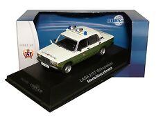 Lada 1200 2107 Volkspolizei der DDR 1:43 IXO / IST CCC060 Cars & Co NEU & OVP