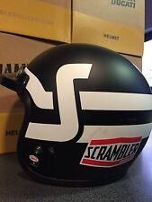 Ducati Scrambler Short Track Casco Jet 981030816 - Helmet Ducati Scrambler BELL