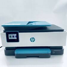HP OfficeJet Pro 8035 All-in-One Wireless Printer - Blue - 3UC66A#B1H