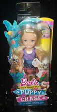 Barbie and Her Sisters in a Puppy Chase Chelsea Doll NEW In Box