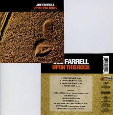 JOE FARRELL  upon this rock