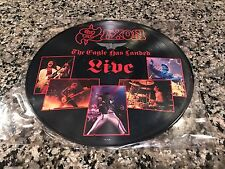 SAXON The Eagle Has Landed Picture Disc! Moterhead UFO Accept Iron Maiden Venom