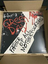 Green Day Father Of All Motherfuckers Rare Vinyl Limited Sold Out Explicit Cover
