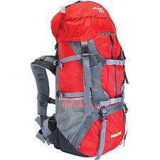Adventurer 55+5L Zaino Borsa A Tracolla Viaggio Campeggio Zaino Outdoor bagagli R