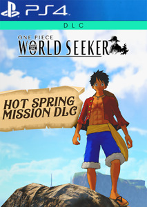 One Piece World Seeker PS4 - Hot Spring Mission DLC - CD KEY EUROPE