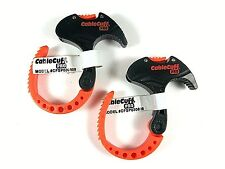Cable Cuff PRO Small Cable Clamp Adj & Reusable (2 Pack) CFSP030808 NEW! H1