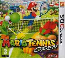 Mario Tennis Open - Jeu Nintendo 3DS