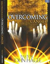 Bible Principles in Overcoming Cancer - Single Cd - Pastor John Hagee - Sale