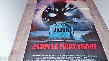 VENDREDI 13  jason : chap.6  Friday the 13th, Part VI ! affiche cinema horreur